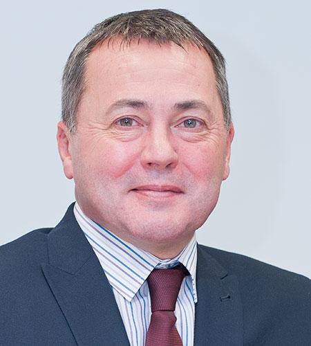 Alan Storey : Claims Executive
