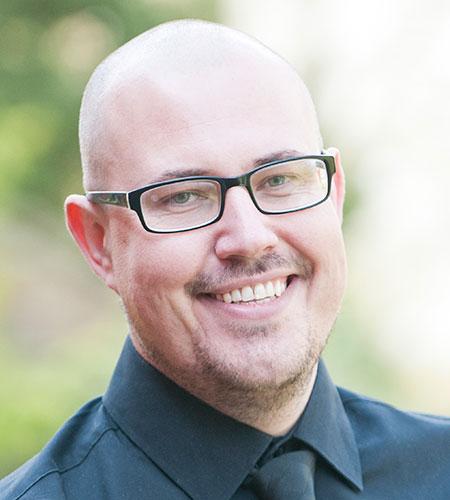 Gareth Cook : Administrative Support