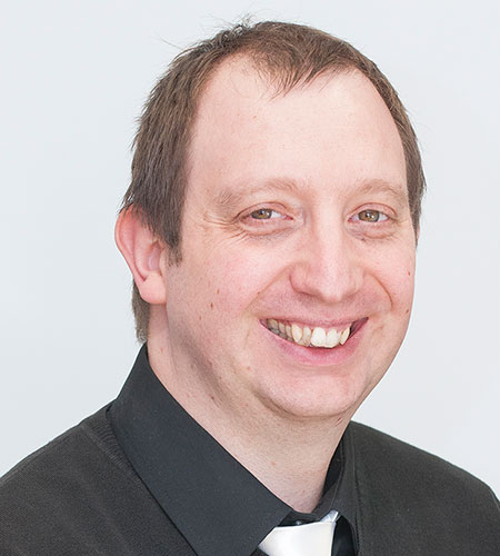 Stephen Ferguson : Administrative Support