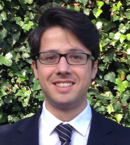 Guillermo Mendía : Claims Executive