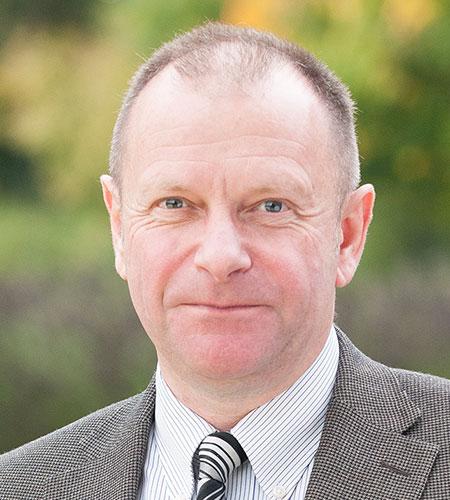 Graeme Tate : Administrative Support