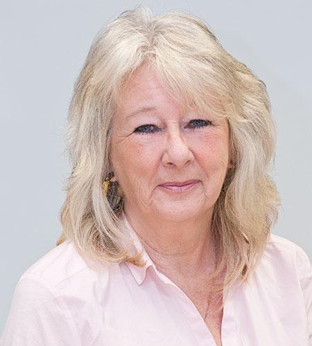 Susan Fairbairn : Administrative Support